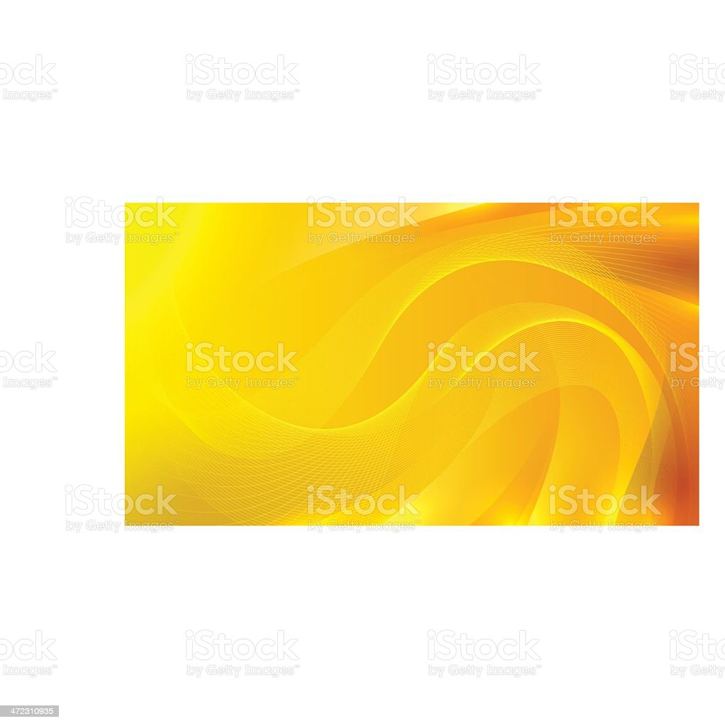 Gold background. royalty-free stock vector art