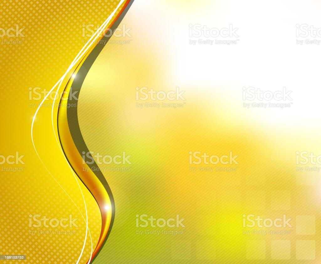 Fondo abstracto de oro illustracion libre de derechos libre de derechos