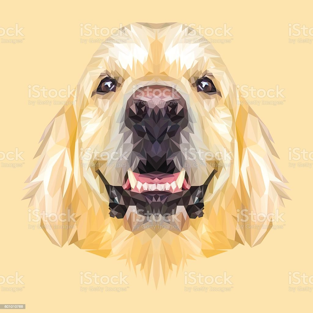 golden retriever clip art vector images amp illustrations