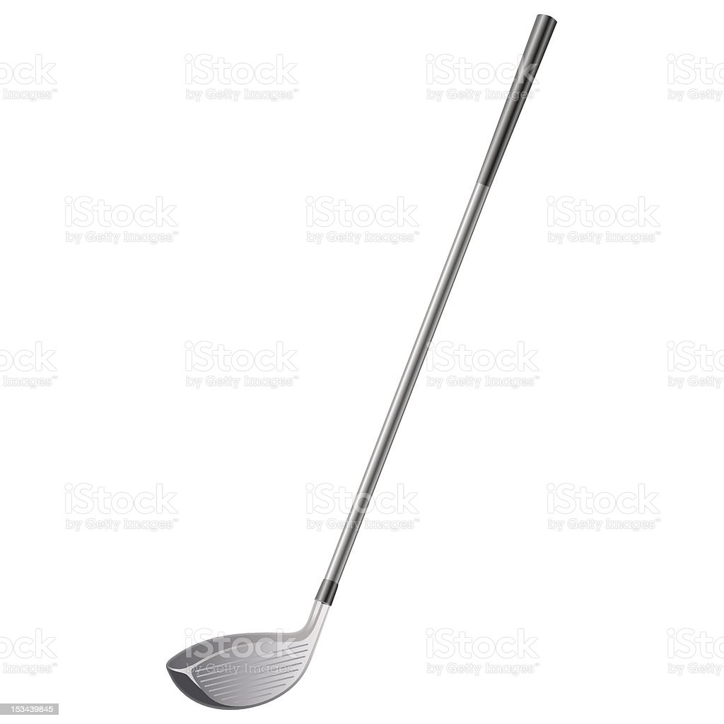 Golf Club royalty-free stock vector art