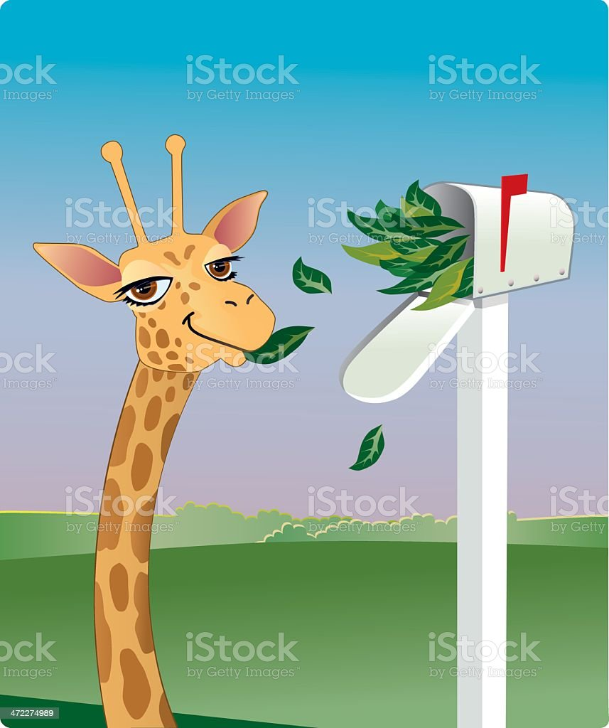Good Mail - Pay Day royalty-free stock vector art