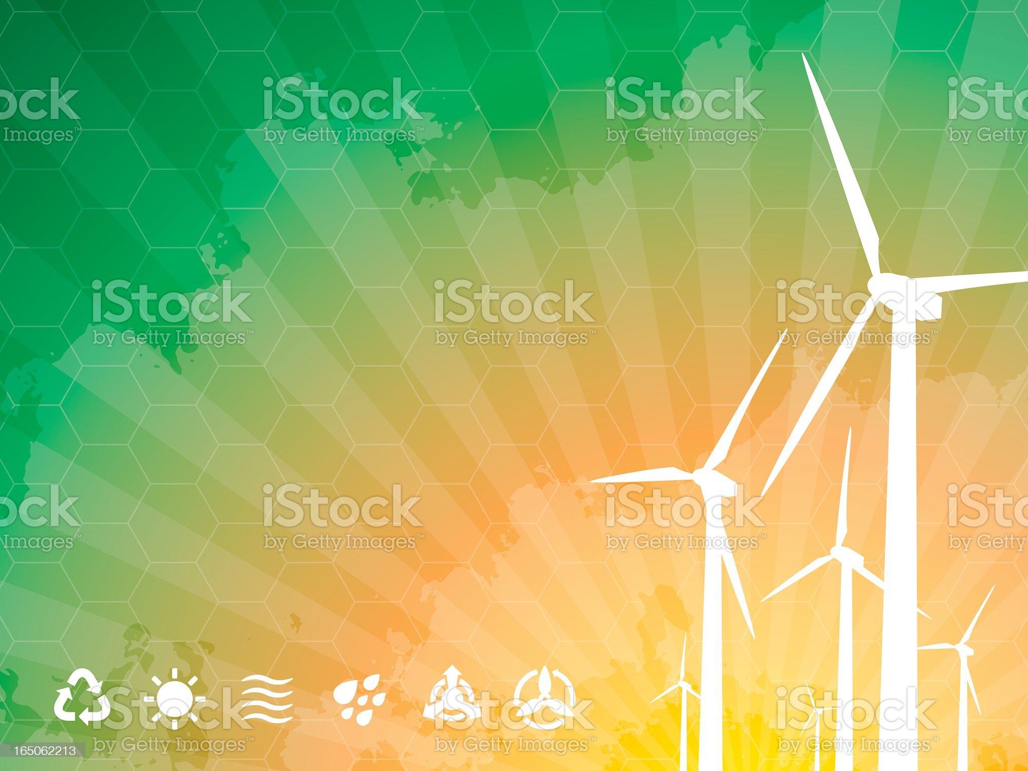 Good Power royalty-free stock vector art