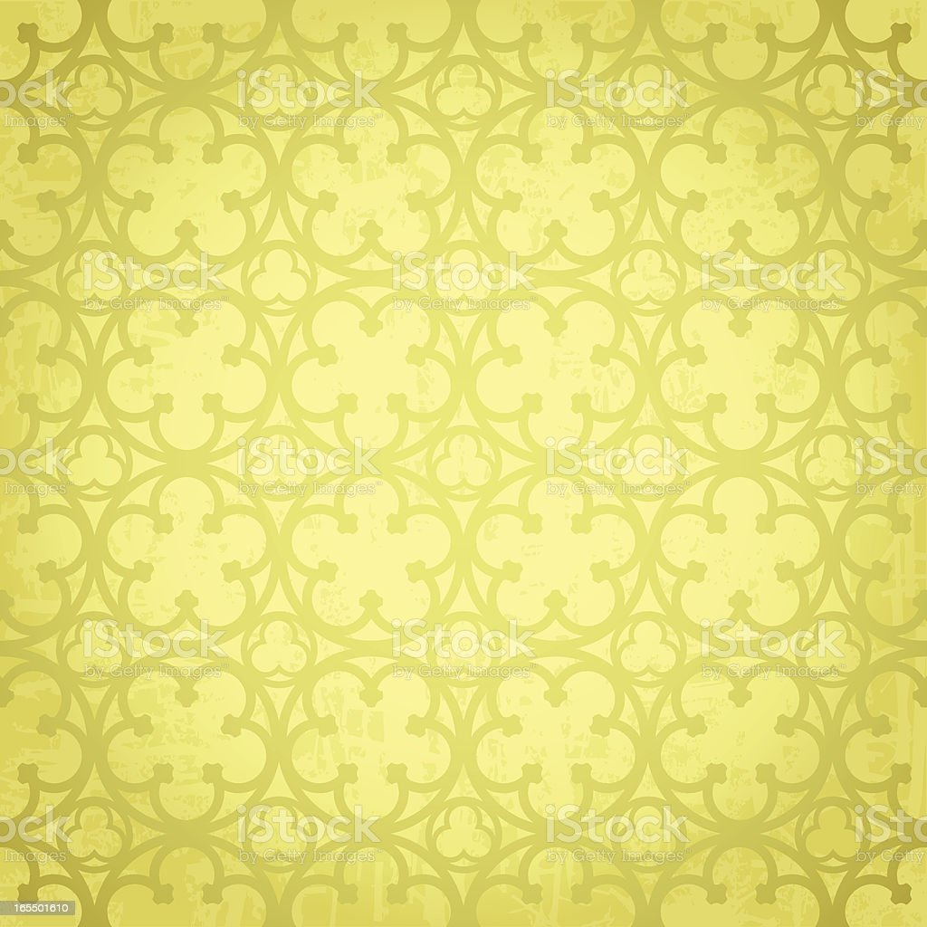 Gothic Pattern vector art illustration