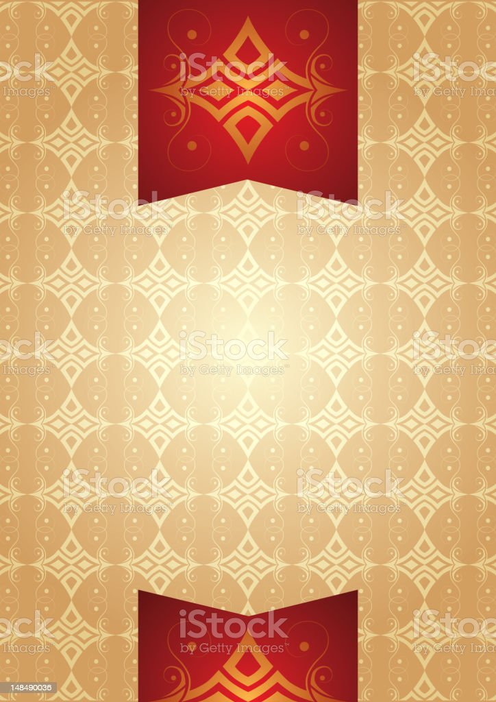 gothic template royalty-free stock vector art