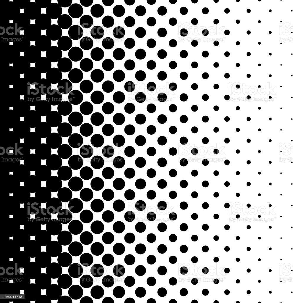 gradient seamless  background vector art illustration