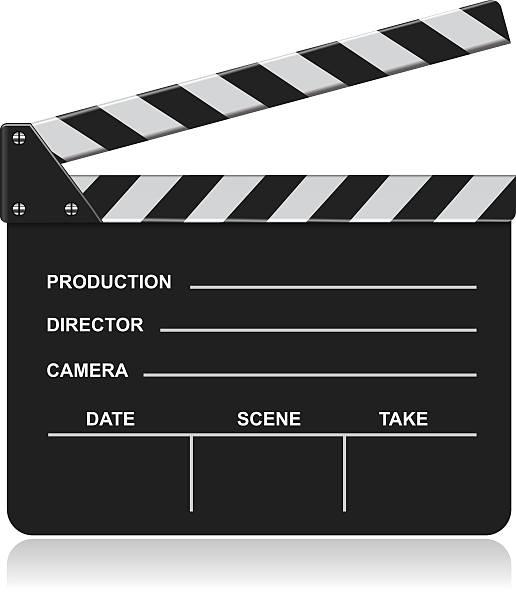 blank film slate - photo #3
