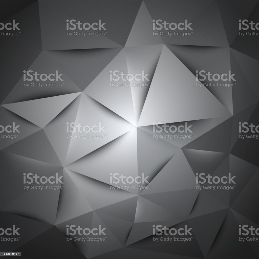 Gray Background vector art illustration