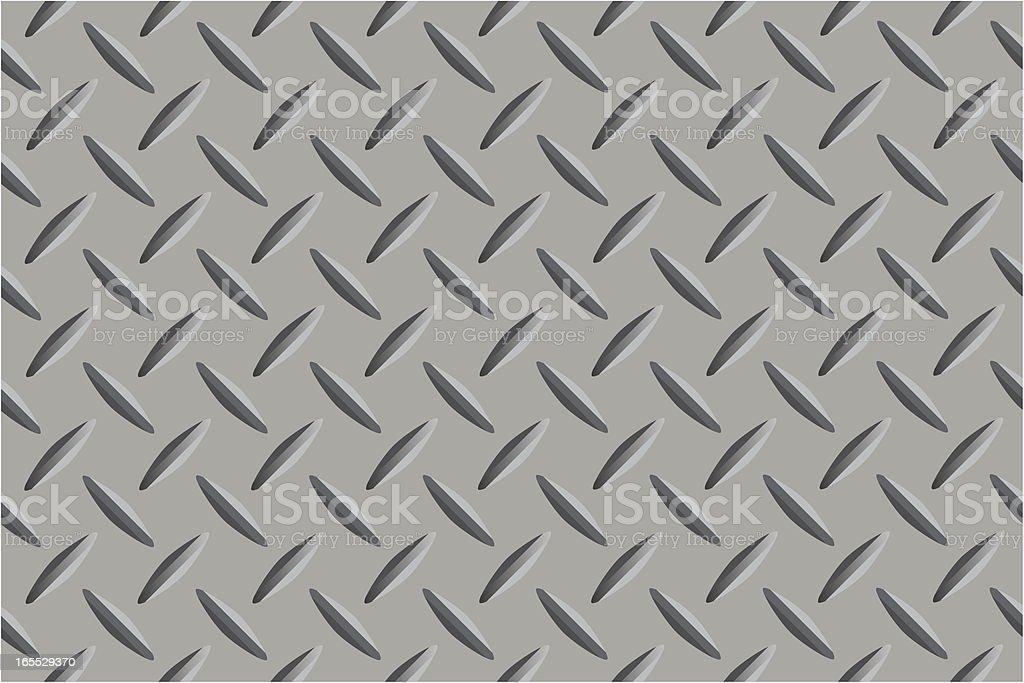 Gray diamond board vector pattern royalty-free stock vector art