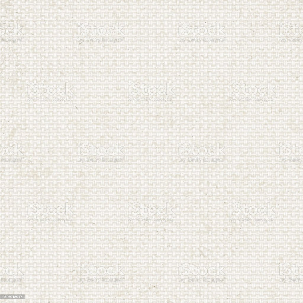 Gray fabric texture. vector art illustration