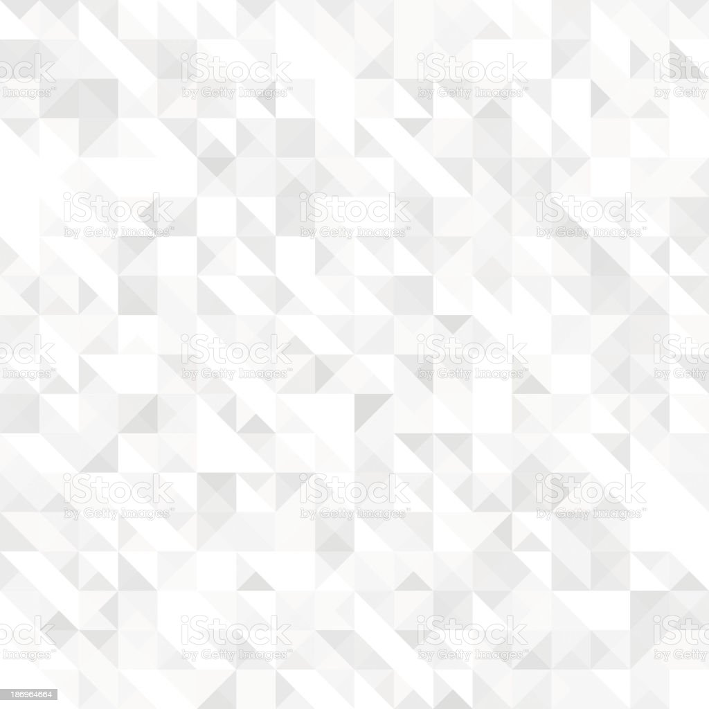 Gray geometric texture, seamless royalty-free stock vector art
