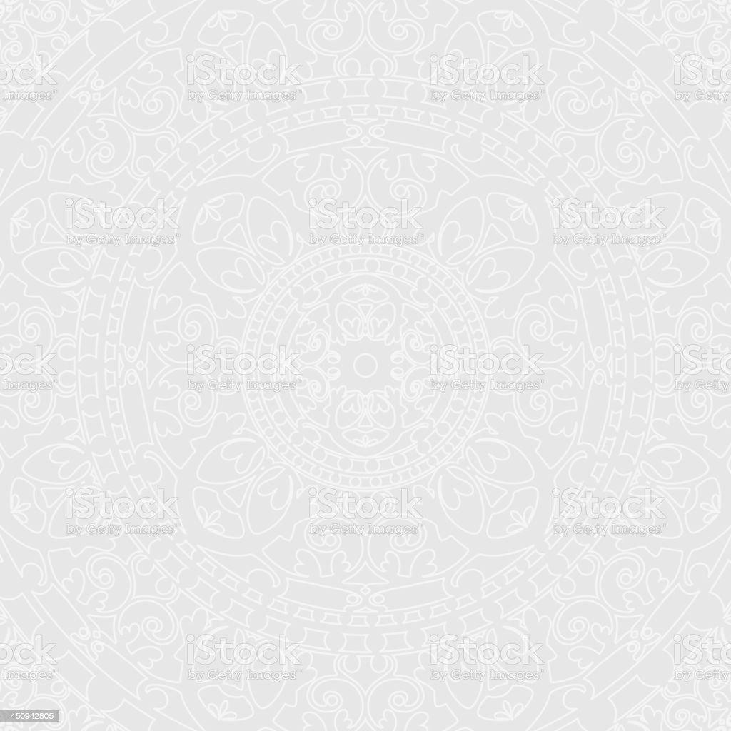 gray ornate background royalty-free stock vector art