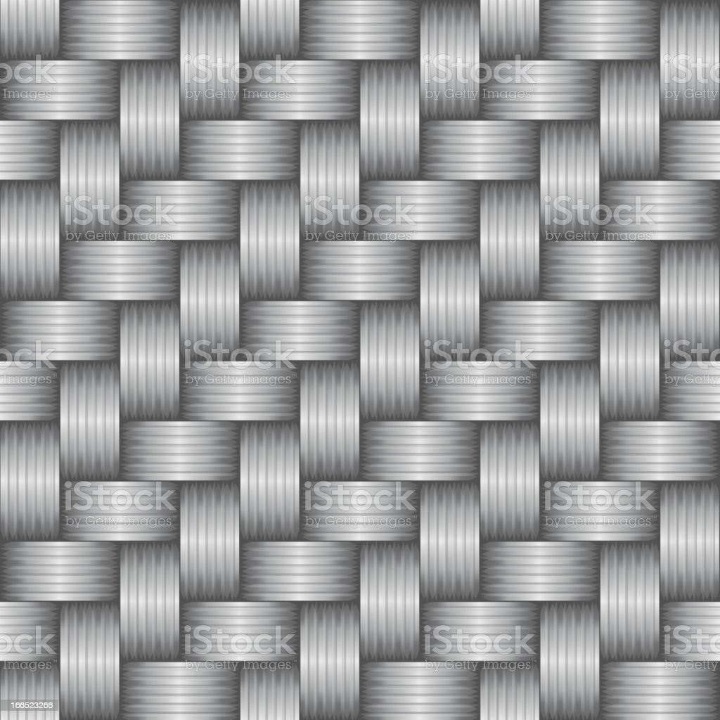 gray weaving pattern vector art illustration