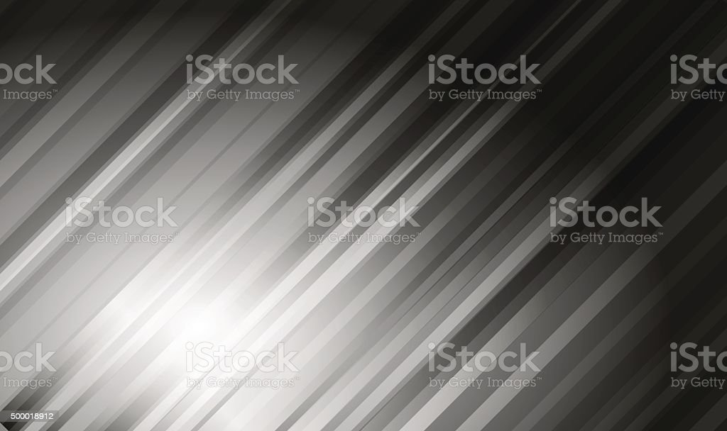 grayscale background from diagonal lines vector art illustration