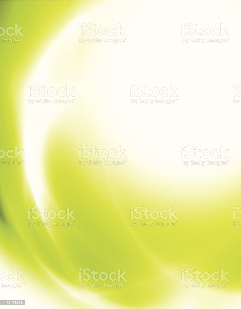 Green background royalty-free stock vector art