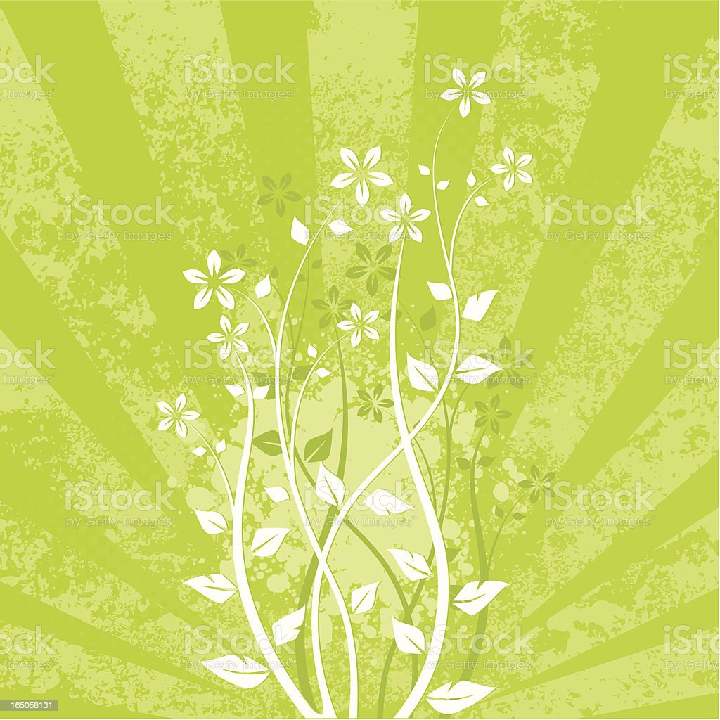 Green energy royalty-free stock vector art