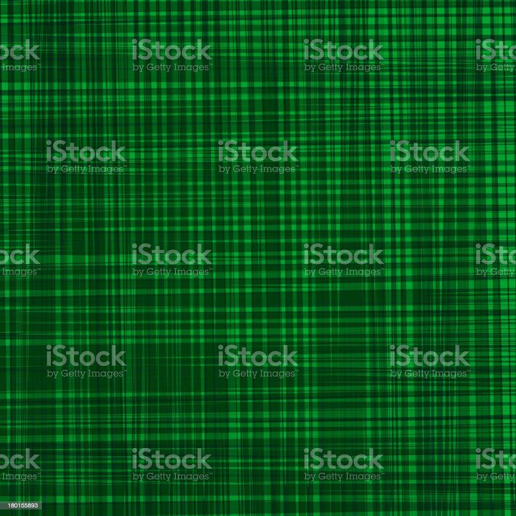 green fabric texture background vector art illustration