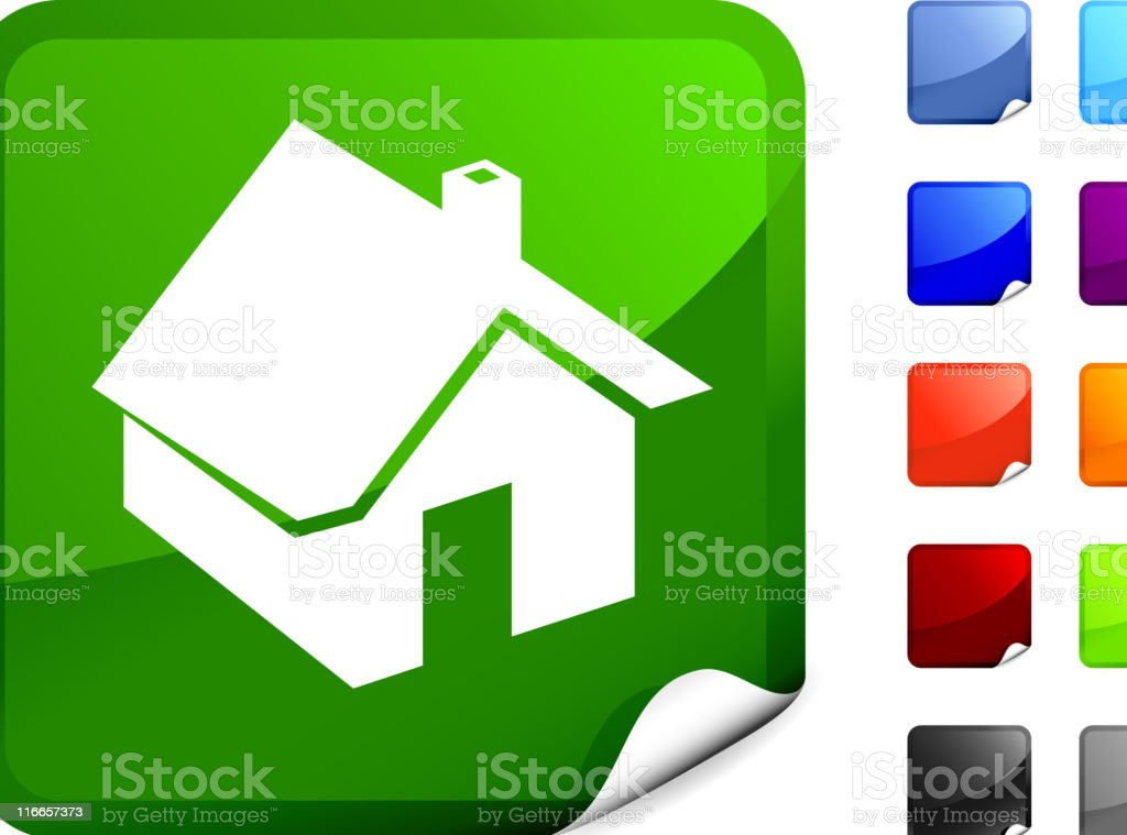 green housing internet royalty free vector art royalty-free stock vector art
