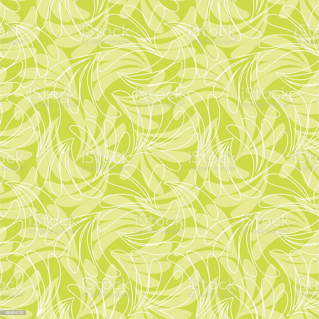 Green leafy . royalty-free stock vector art