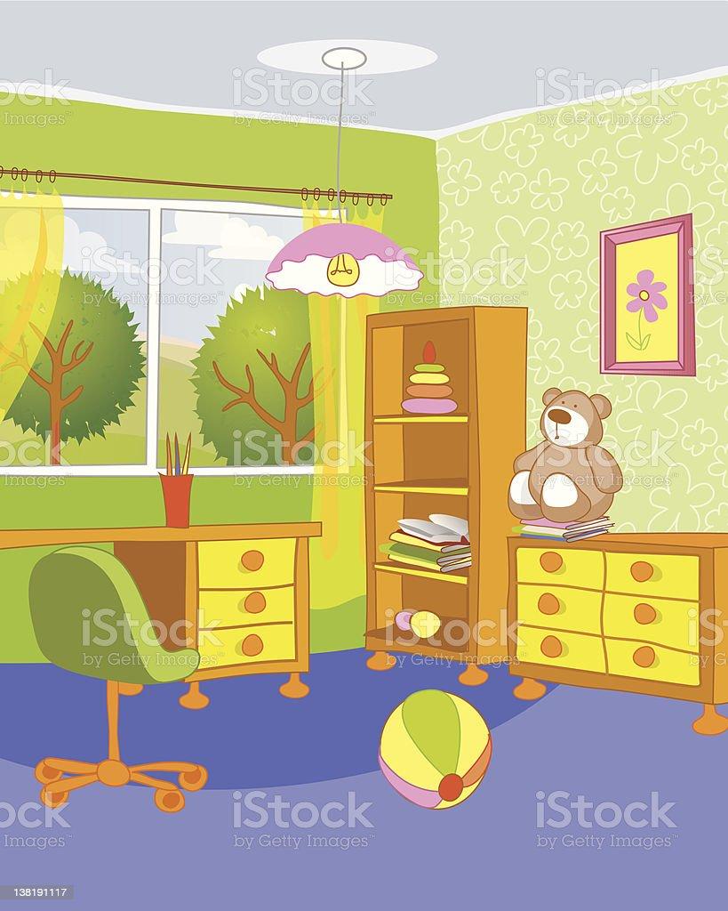 green nursery stock photo