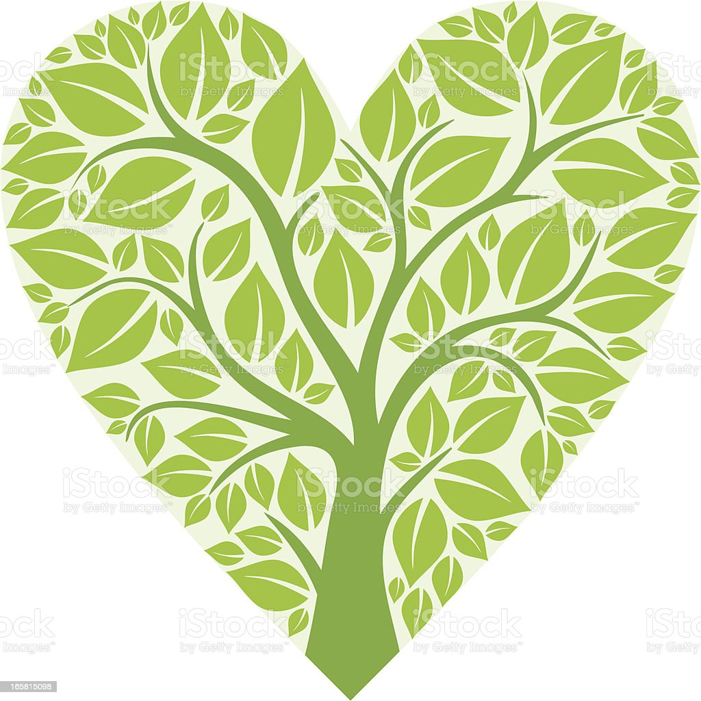 Green sense royalty-free stock vector art