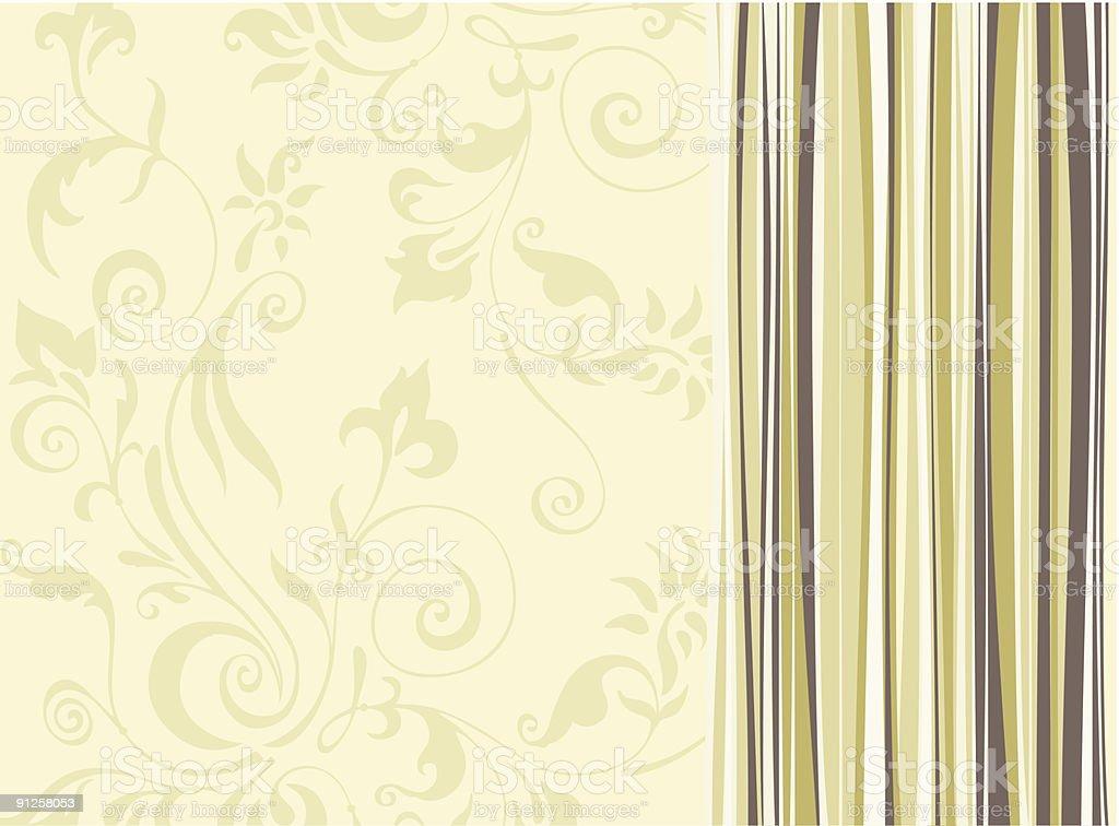Green texture royalty-free stock vector art