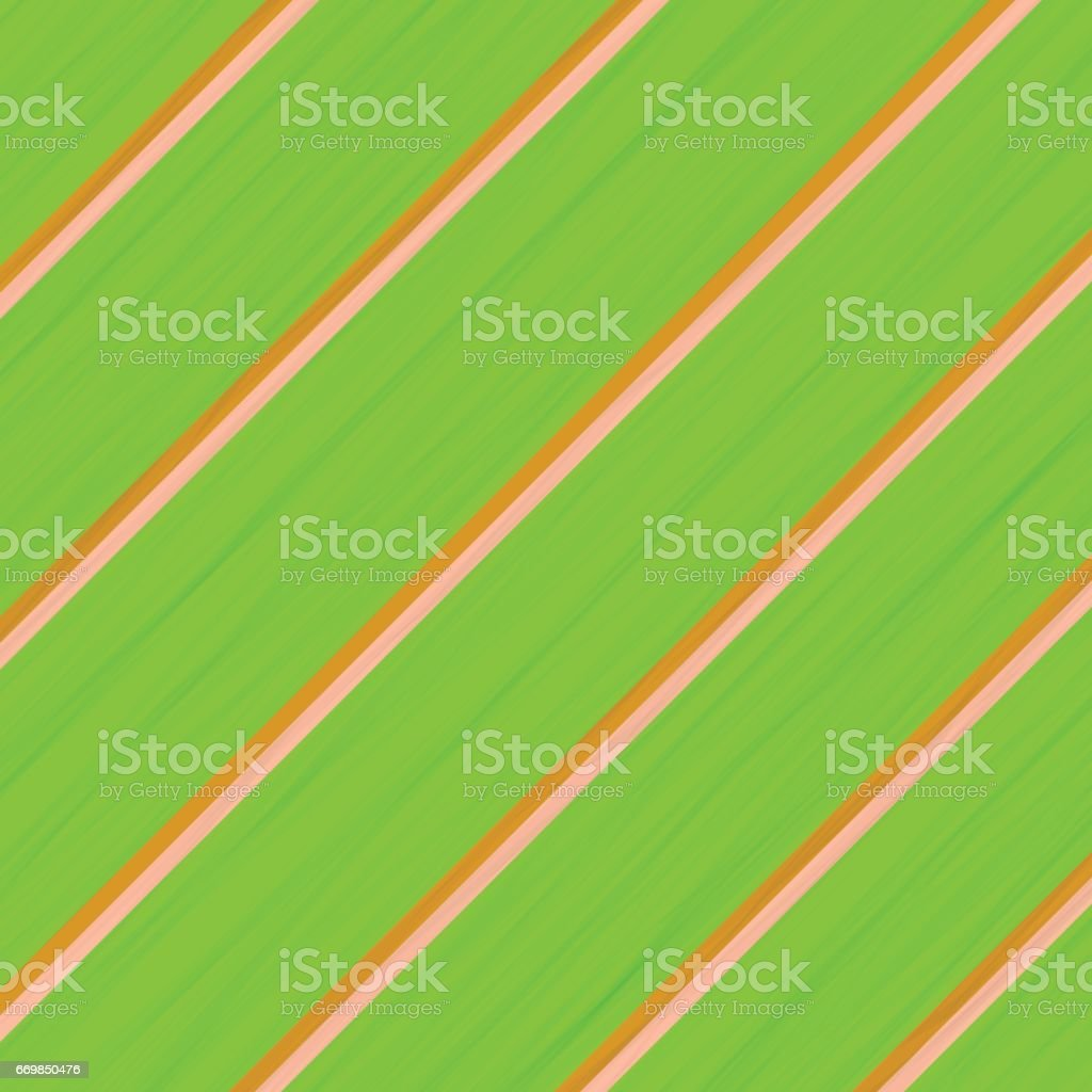 Green Wood Background vector art illustration