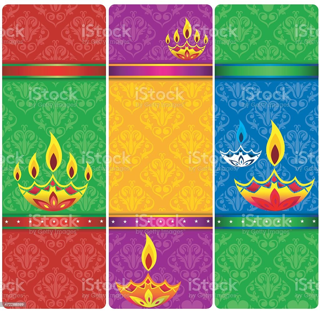 Greetings - Banners royalty-free stock vector art