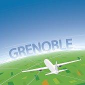 Grenoble Flight Destination