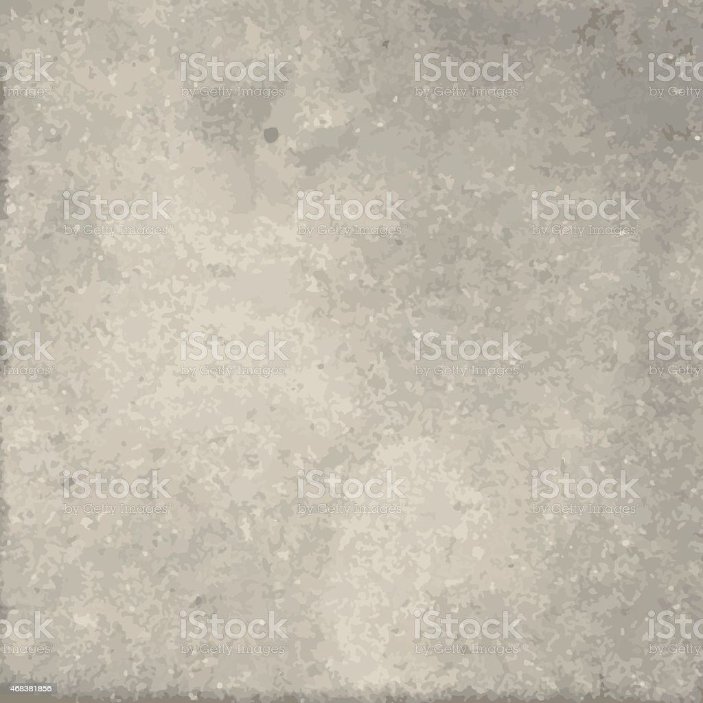 Grey dark concrete stone background wallpaper vector art illustration