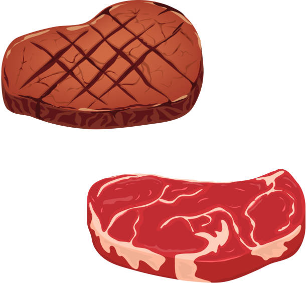 raw meat clipart - photo #12