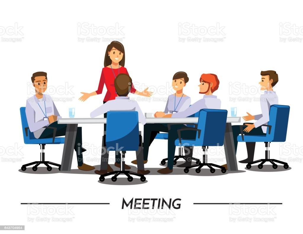 Meeting Room Photoshop