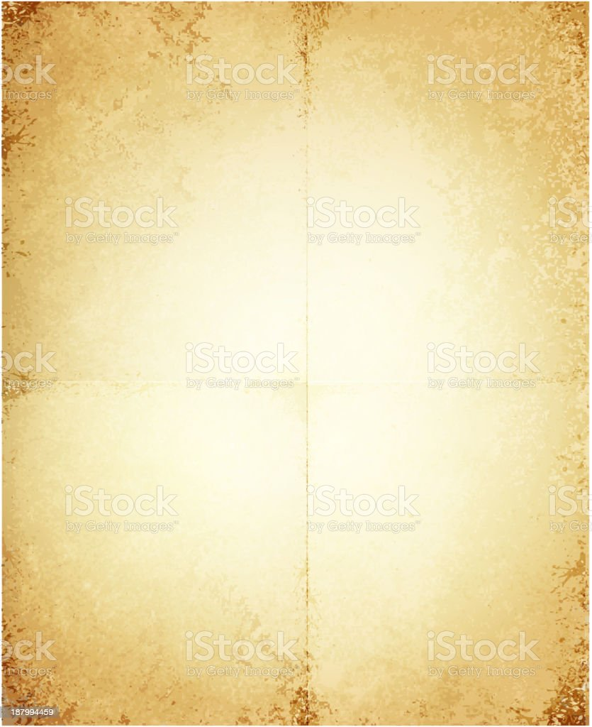 Grunge abstract  paper background royalty-free stock vector art