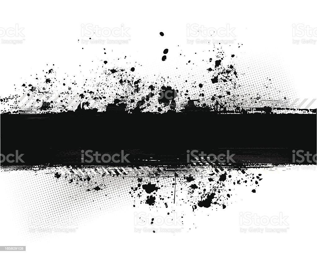 Grunge background royalty-free stock vector art