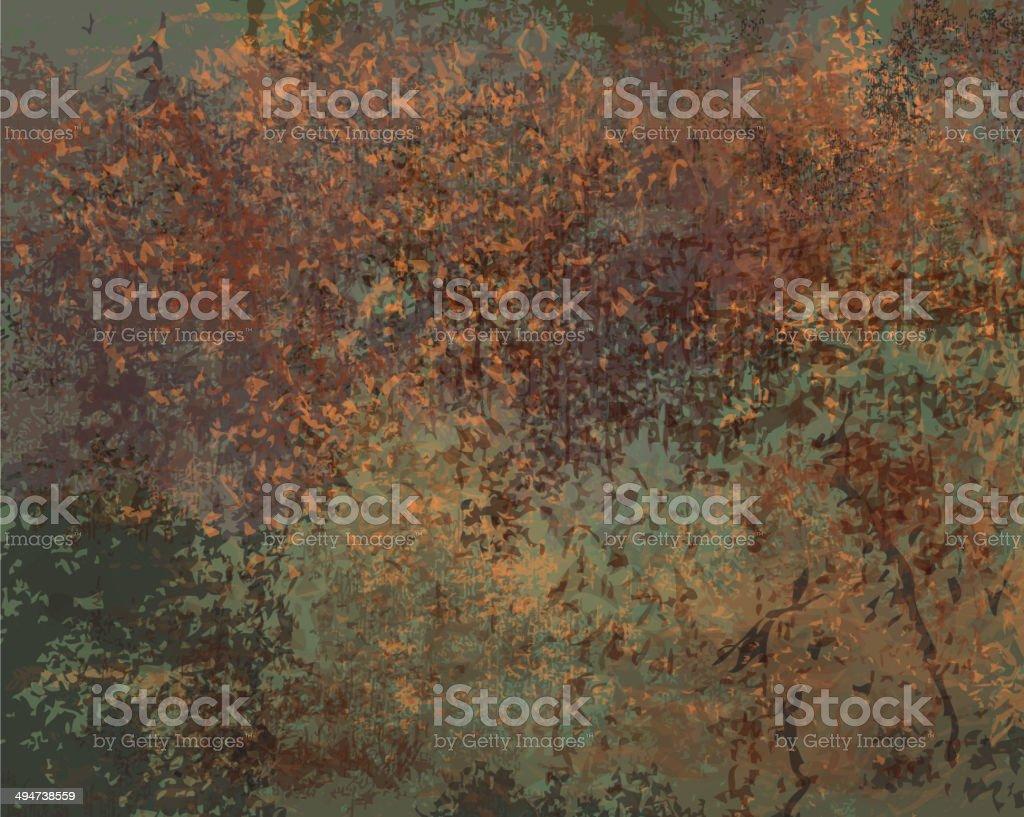 Grunge texture background. vector art illustration