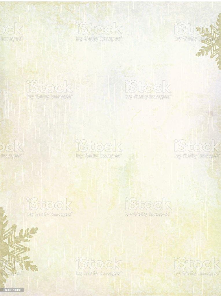 Grunge Vector Christmas Background vector art illustration