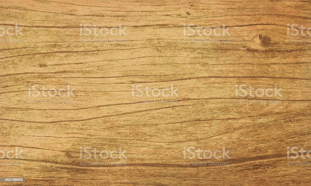 Grunge Vector Wooden Background vector art illustration