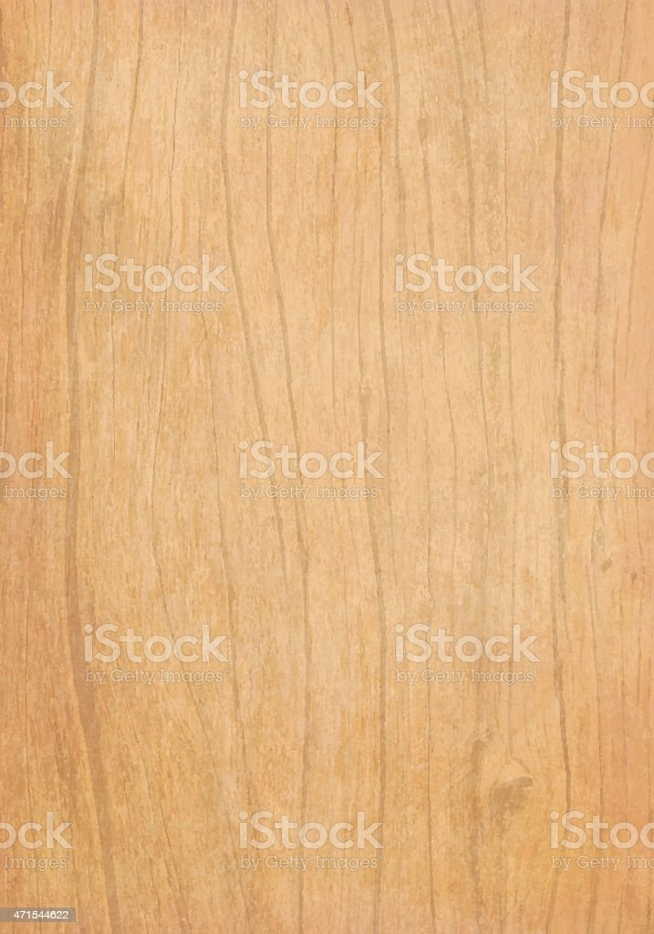 Grunge Vector Wooden Background vector art illustration
