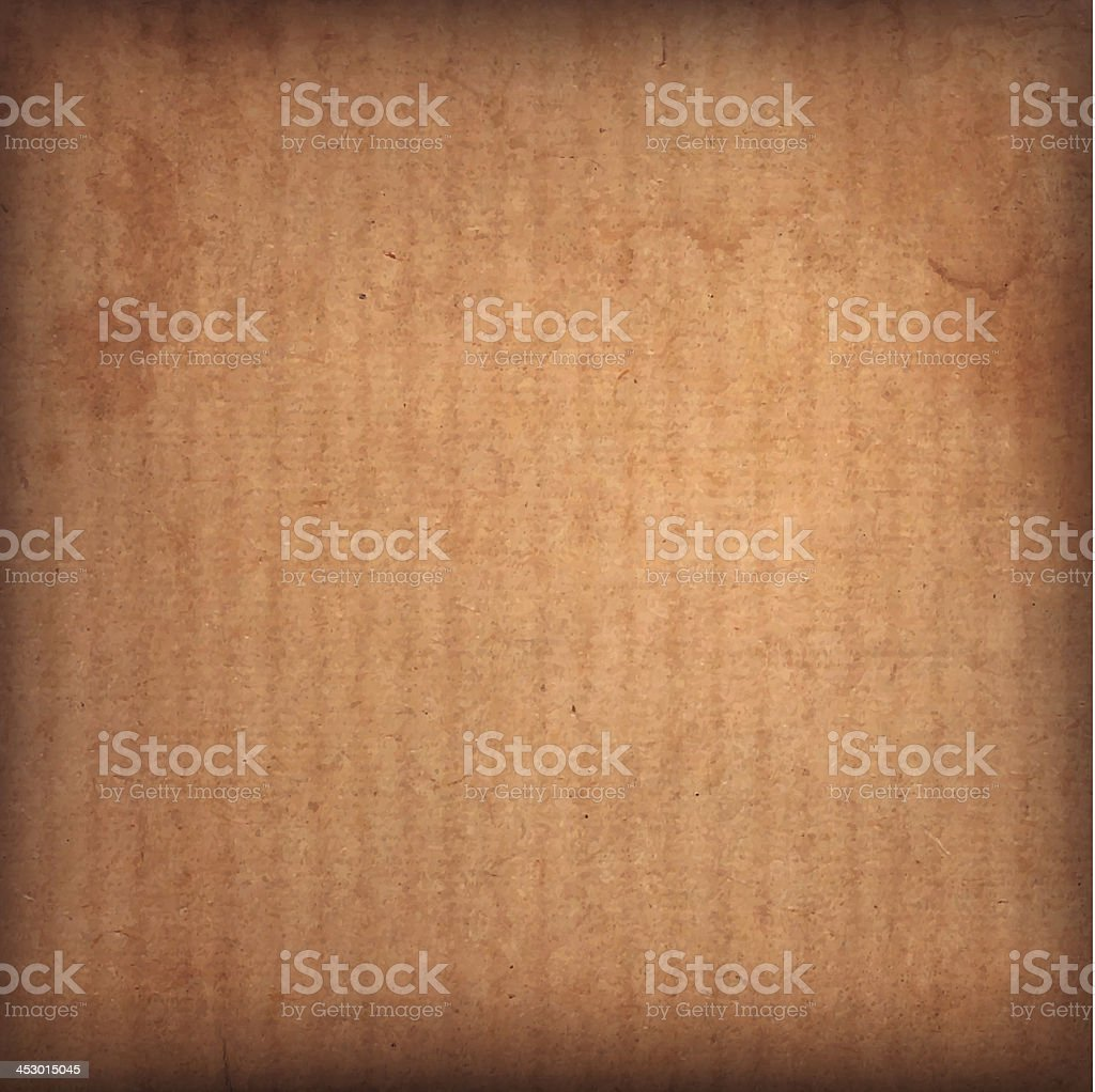 Grungy Old Paper vector art illustration