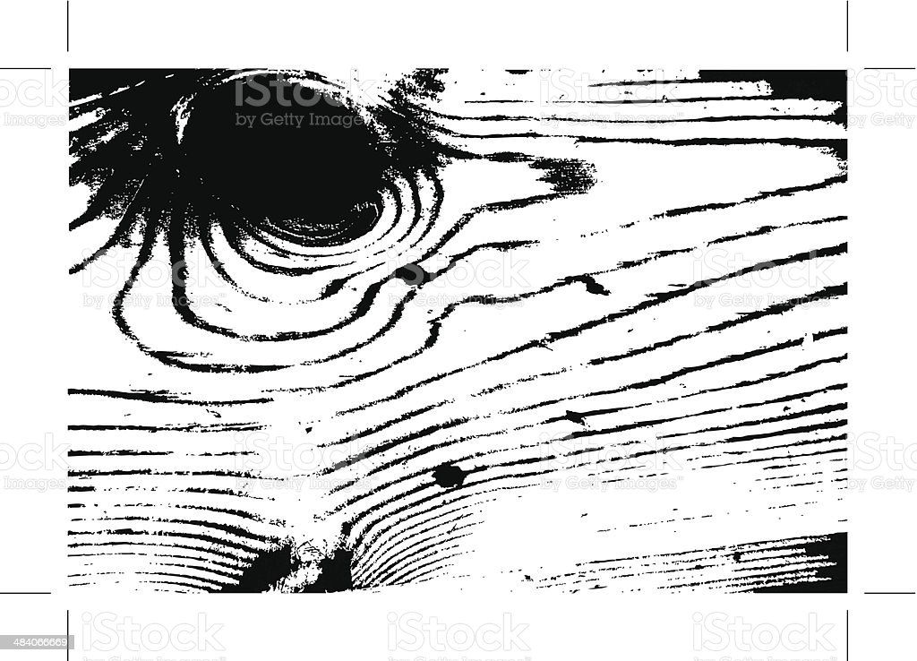 grungy  wooden texture vector art illustration