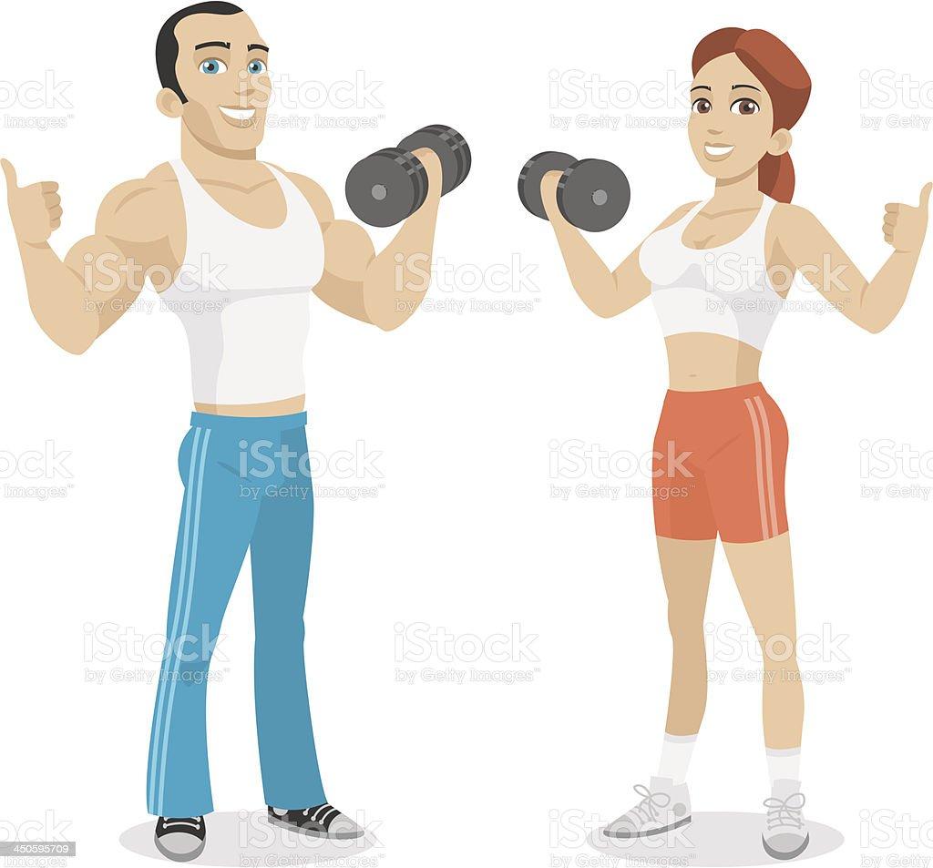 Image Gallery healthy body cartoon
