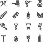 Hair Salon Symbols