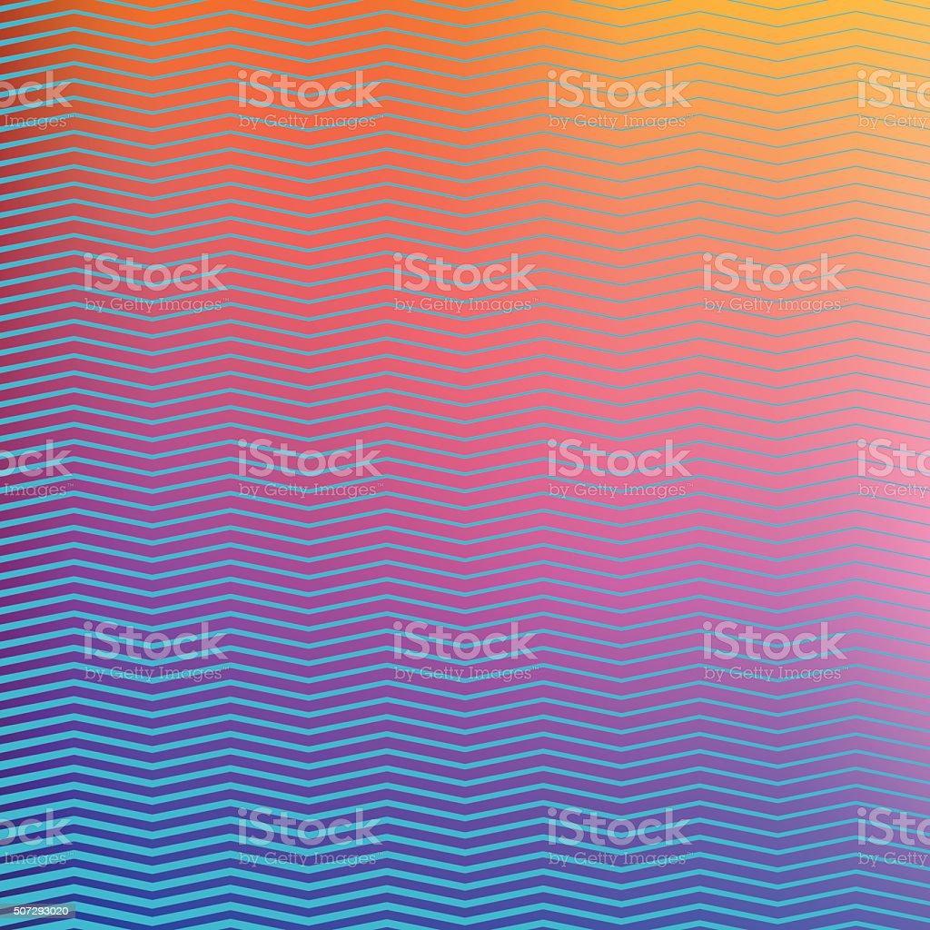 halftone chevron pattern, summer vector background. vector art illustration