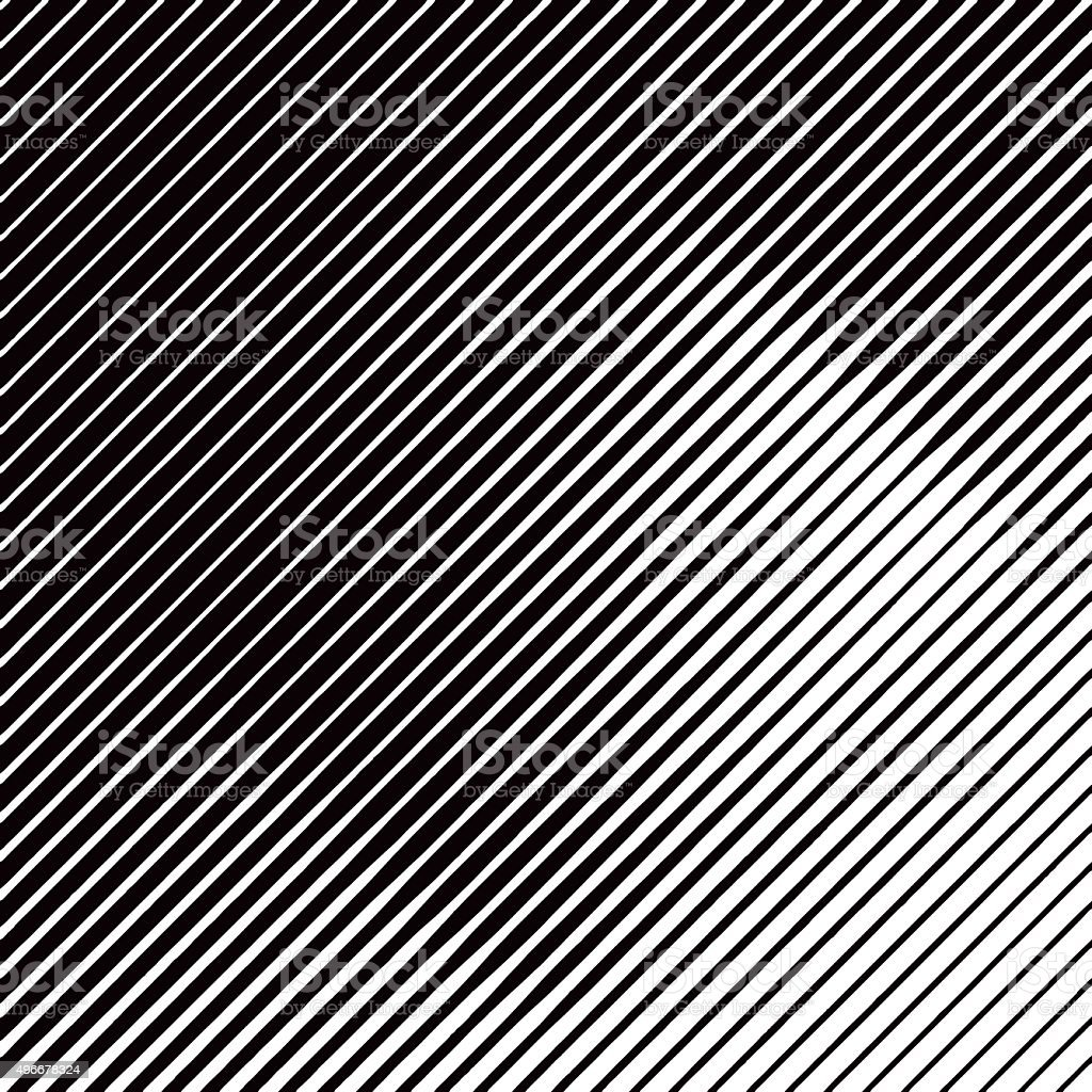 Halftone Pattern Gradient in Diamond Shape vector art illustration