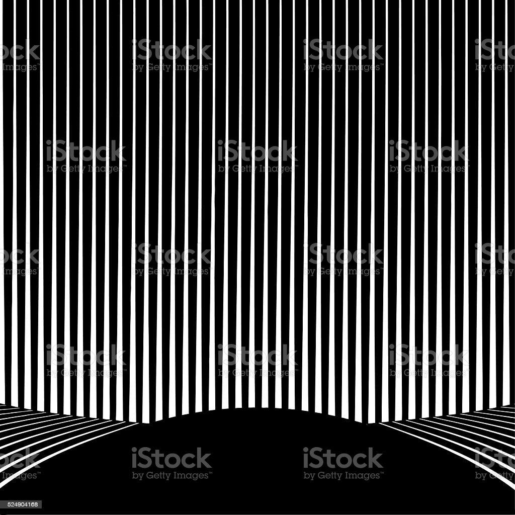 Halftone Pattern Vector Background vector art illustration