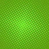 Halftone pop art background vector