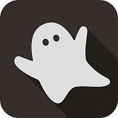 Halloween flat icon