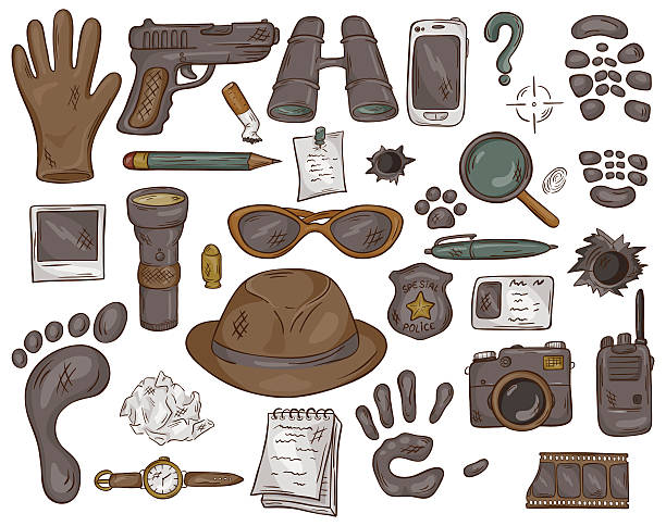Private Investigator Badges Pictures Clip Art, Vector Images ...