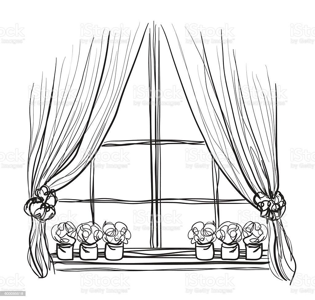 Hand Drawn Windows Sketch Gm600095518 103169433