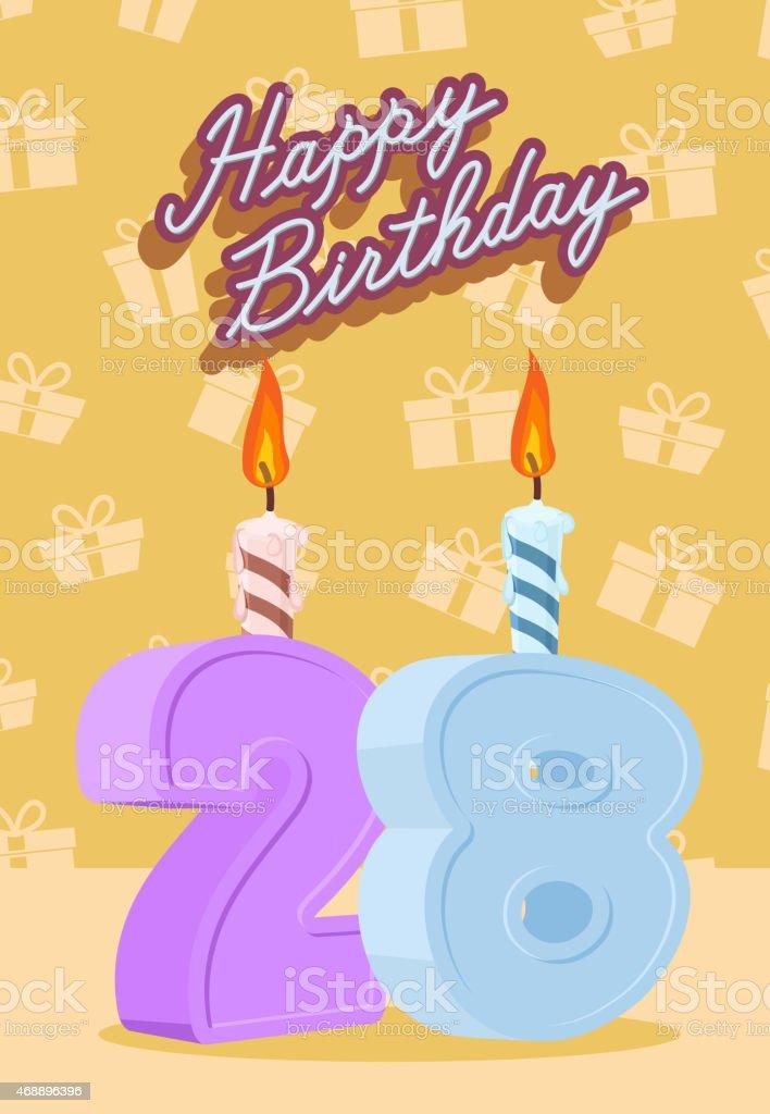 С днем рождение прикольные поздравления 28 лет