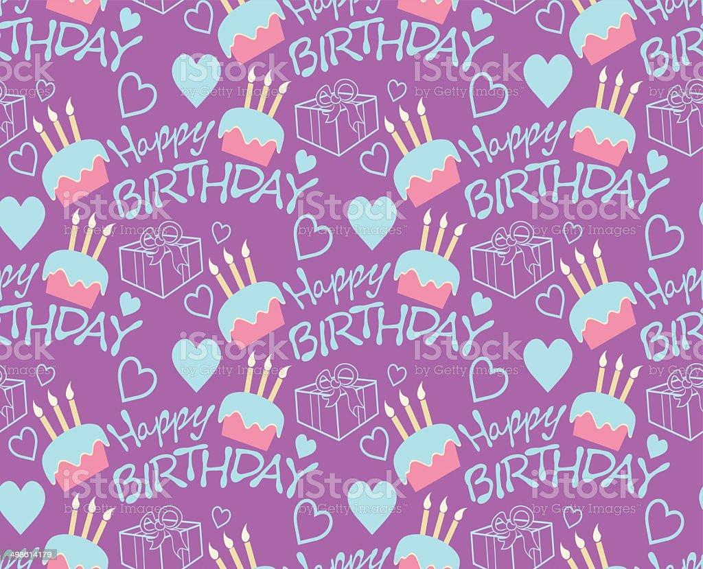 Оберточная бумага на день рождения